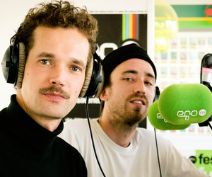 Say Yes Dog bei egoFM