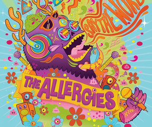 The Allergies: Say The Word