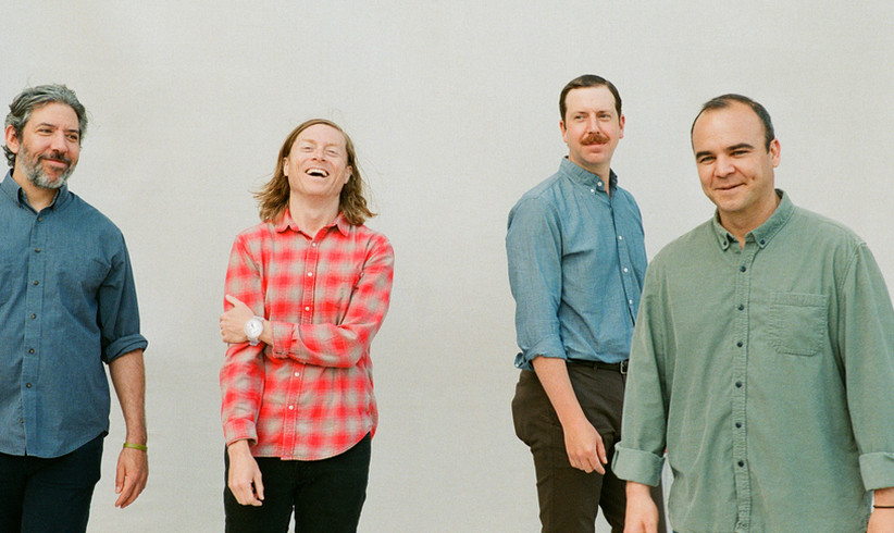 Die Future Islands bei egoFM