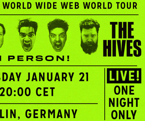 World Wide Web World Tour von The Hives